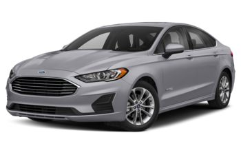2020 Ford Fusion Hybrid - Iconic Silver Metallic