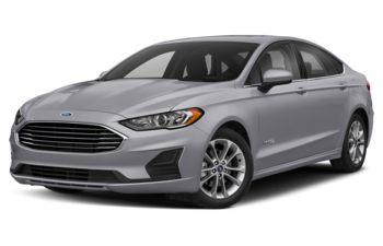 2020 Ford Fusion Hybrid - Iconic Silver Metallic