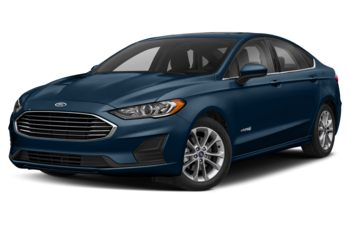 2020 Ford Fusion Hybrid - Alto Blue Metallic Tinted Clearcoat