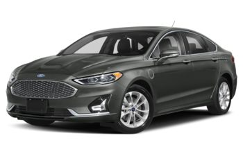 2020 Ford Fusion Energi - Magnetic Metallic