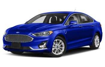 2019 Ford Fusion Energi - Velocity Blue