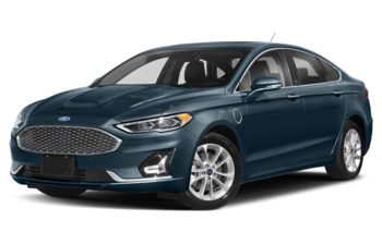 2019 Ford Fusion Energi - Blue Metallic