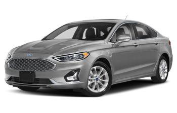 2019 Ford Fusion Energi - Ingot Silver Metallic