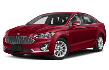 2019 Ford Fusion Energi - Rich Copper Metallic Tinted Clearcoat