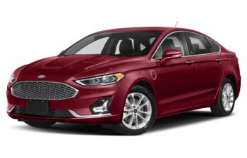 2019 Ford Fusion Energi - Ruby Red Metallic Tinted Clearcoat