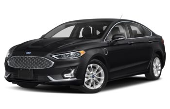 2019 Ford Fusion Energi - Agate Black