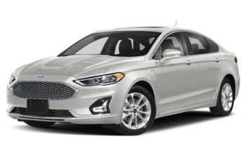 2019 Ford Fusion Energi - Oxford White