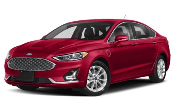 2020 Ford Fusion Energi - Rapid Red Metallic Tinted Clearcoat