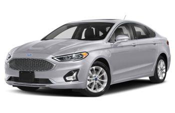2020 Ford Fusion Energi - Iconic Silver Metallic