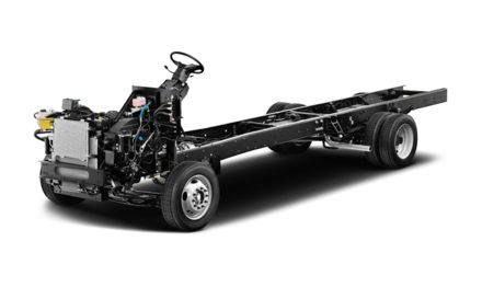2019 Ford F-59 Commercial Stripped Chassis Base