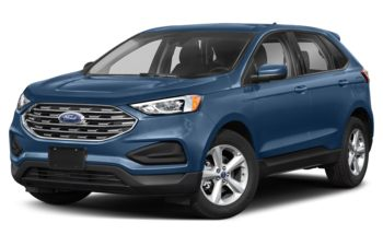 2019 Ford Edge - Blue Metallic