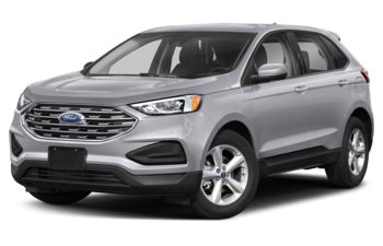 2020 Ford Edge - Iconic Silver Metallic