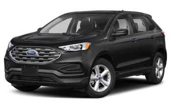 2019 Ford Edge - Agate Black