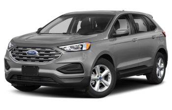 2019 Ford Edge - Ingot Silver Metallic