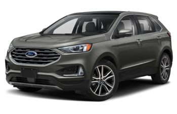 2019 Ford Edge - Baltic Sea Green Metallic