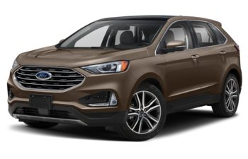 2019 Ford Edge - Stone Grey Metallic