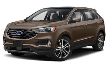 2019 Ford Edge - Stone Grey Metallic
