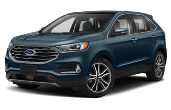 2019 Ford Edge - Blue Metallic