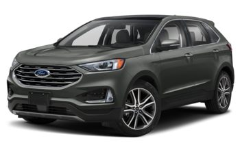 2019 Ford Edge - Magnetic Metallic