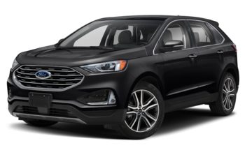 2020 Ford Edge - Agate Black