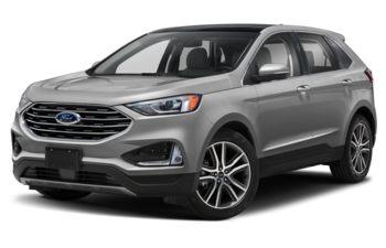 2019 Ford Edge - Ingot Silver Metallic