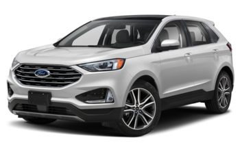 2020 Ford Edge - Star White Metallic Tri-Coat