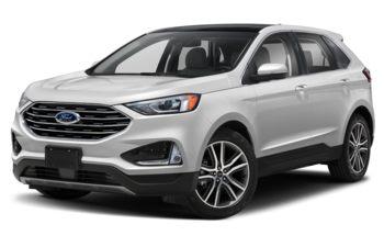 2020 Ford Edge - Star White Metallic Tri-Coat