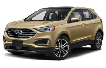 2020 Ford Edge - Desert Gold Metallic