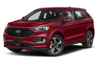 2019 Ford Edge - Ruby Red Metallic Tinted Clearcoat