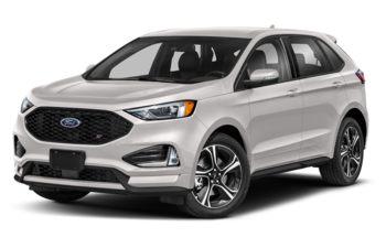 2019 Ford Edge - White Platinum Metallic Tri-Coat