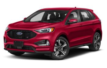 2020 Ford Edge - Rapid Red Metallic Tinted Clearcoat
