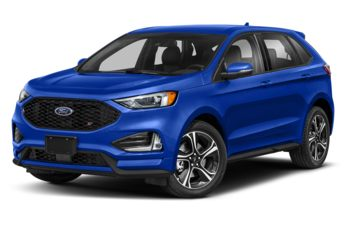 2020 Ford Edge - Atlas Blue Metallic