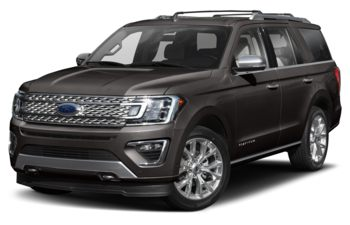 2020 Ford Expedition - Magnetic Metallic
