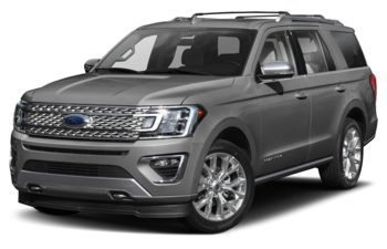 2019 Ford Expedition - Silver Spruce Metallic
