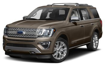 2019 Ford Expedition - Stone Grey Metallic