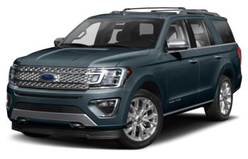 2020 Ford Expedition - Blue Metallic