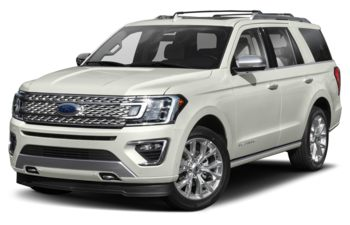 2020 Ford Expedition - Desert Gold Metallic