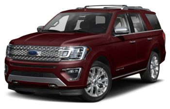 2020 Ford Expedition - Burgundy Velvet Metallic Tinted Clearcoat