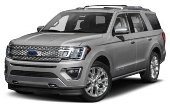 2019 Ford Expedition - Ruby Red Metallic Tinted Clearcoat