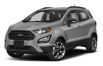 2020 Ford EcoSport - Moondust Silver Metallic