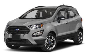 2019 Ford EcoSport - Moondust Silver Metallic