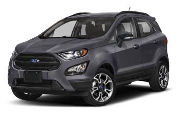 2019 Ford EcoSport - Smoke Metallic