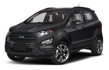 2020 Ford EcoSport - Shadow Black