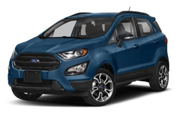 2019 Ford EcoSport - Lightning Blue Metallic