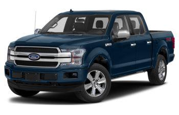 2020 Ford F-150 - Blue Jeans Metallic