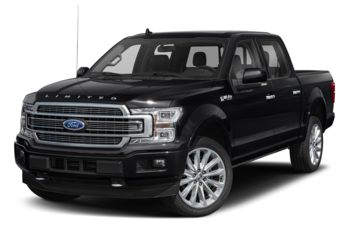 2019 Ford F-150 - Agate Black