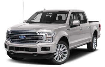 2019 Ford F-150 - White Platinum Metallic Tri-Coat