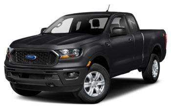 2019 Ford Ranger - Ingot Silver Metallic