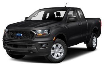 2020 Ford Ranger - Shadow Black