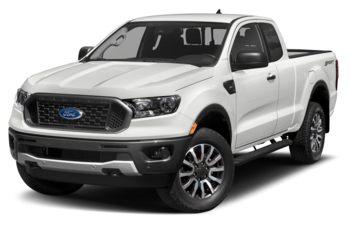 2020 Ford Ranger - Oxford White